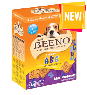 BEENO ABC Marrowbone 1KG Small