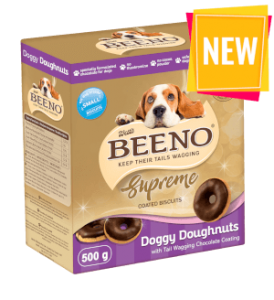 BEENO Doggy Doughnuts Supreme 500g Small