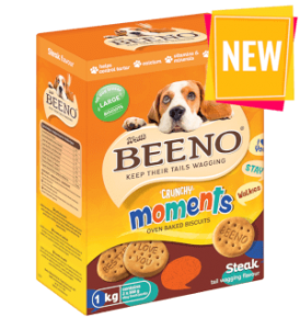 BEENO Moments Steak 1KG Large