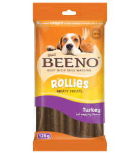 Beeno Rollies Turkey 120g