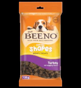 Beeno Shapes Turkey 120g
