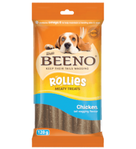 Beeno Rollies Chicken 120g