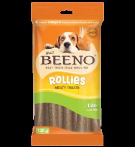 Beeno Rollies Lite Low Fat 120g